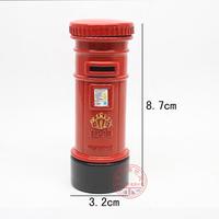 free shipping London souvenir London post box pencil  sharpener UK post box model sharpener