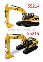 1:50 DieCast Toy Norscot Caterpillar cat 323D L Hydraulic Excavator 55215 & Cat 320D L Hydraulic Excavators 55214  (two-piece)