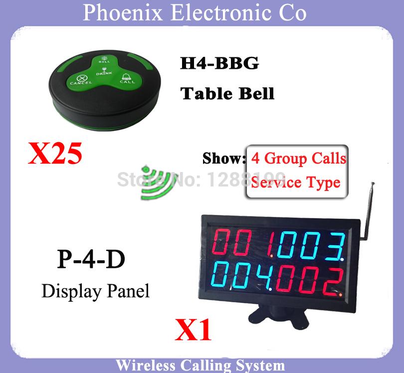 Waiter Calling System For Restaurant Equipment(China (Mainland))