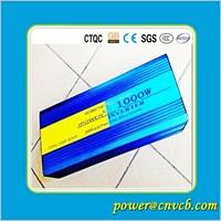 freeshipping! 1000W 12V to 220V 50HZ  Off  Pure Sine Wave Power Inverter, 2000w Peak power inverter, Solar&Wind Inverter