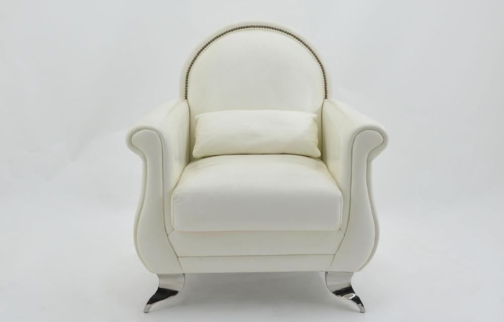 Eetkamer Draaistoel : roma fauteuil meubels continentale wit leer ...