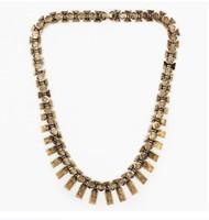 Fashion Iron Short Necklace