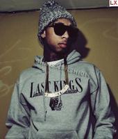 Lastkings Hoodies hiphop men's sportswears Color print Men's Clothing Hoodies & Sweatshirt high quality 100% cotton