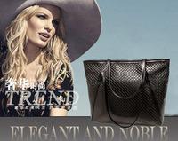 Hot Selling Women PU Leather Handbag,Tote Shoulder Bags, large capacity PU bags ,fashion design free shipping