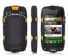 New Original MANN ZUG3 ZUG 3 IP68 Waterproof Shockproof Rugged phone Android 4.0 4.0″ Qualcomm MSM8225 Dual Core 4GB ROM GPS 3G