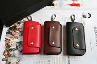2014 Fashion genuine leather bag Custom-made key leather key case leather key holder