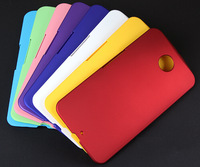 10pcs/lot Ultra Thin Rubber Matte Hard Back Cover for Google Nexus 6 Mobile Phone Protective Skin Case for Motorola Nexus 6