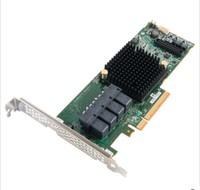 Adaptec 71605 ASR-71605 2274400-R 16-Port(4 x SFF-8643 HD miniSAS) PCI-Express 3.0 x8 SATA / SAS RAID Controller Card - Original