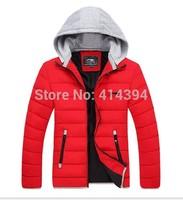 free shipping 2014 new Men winter jacket ,new arrived fashion sports outdoor Winter down coat men,men outerwear jacket