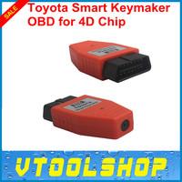 Top 2014 Super Performance  Keymaker OBD for 4D Chip key programmer Toyota Smart Keymaker OBD for 4D chip+Free Shipping