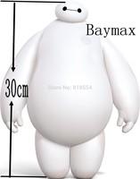 2014  Big Hero 6 plush PP Cotton big hero 6 baymax Stuffed Dolls Free shipping