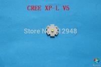 1000pcs/Lot DIY 20mm CREE XP-L V5 LED Emitter/Bulb 1350 Lumen for C8,C2+Free Shipping
