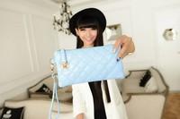 New Arrival High quality Plaid Women's Handbag Messenger Bag, Women's Shoulder Bag, Tote Bag Enveiop Bag WH005