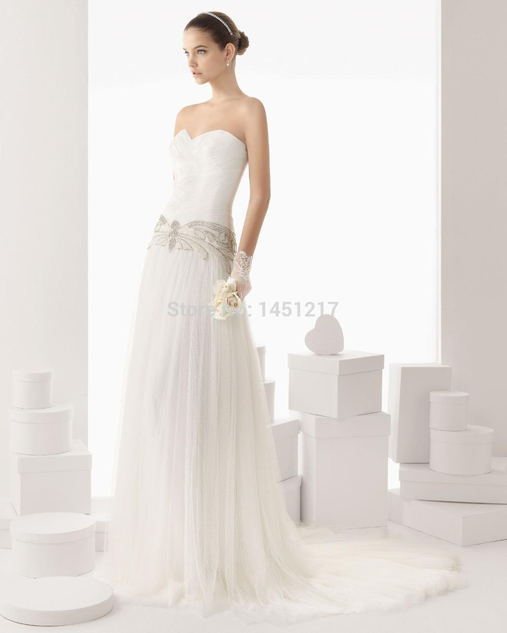 Meagan robe de mariage Bonne