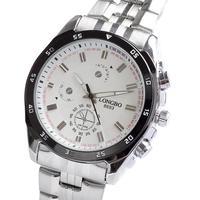 Fashion Watch men 2014 Japan movement stainless steel alloy waterproof watch