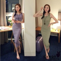 Top selling women's solid dress brief sleeveless fashion style beautiful design free shipping
