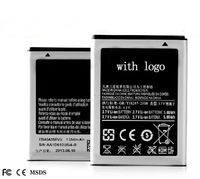For Samsung Galaxy GT S5830i Battery batery for samsung s5830 S5660 1350mah bateria for 5830 5830i accumulator celular phone