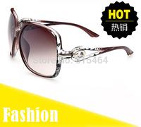 Vintage style hot sale women fashion outdoors sunglasses free shipping,Europe America designer brand elegant fashion glasses