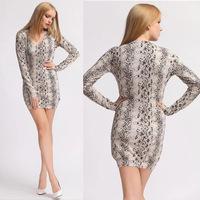 New Brand Fashion Desigual Women Sexy Bodycon Dresses Print Pencil Dresses Feminin Mujer Vestidos Free Shipping WB1556
