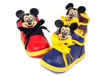 2014 children shoes winter new children's cotton-padded shoes warm plush children's cartoon sneakers Boys Girls shoes