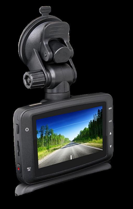 "Ambarella Chip Super HD 1296P 3.0"" LCD Car DVR Camera Dash Camera Camcorder+HDMI+GPS+G-sensor+Cycle Recording+Motion De"