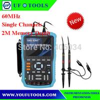 """SIGLENT SHS806  Digital Oscilloscope 200MHz 2Ch 1GS/s USB 5.7"""" TFT LCD"""