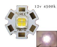 CREE MK-R MKR Chips 15W LED Modules Light 6000K / 4500K / 3000K 12V / 6V PCB Copper CREE MKR diodes