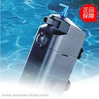 Aquarium Sensen jup-22 uv aquarium built-in pump filtration 9 tile oxygen germicidal lamp filter free shipping