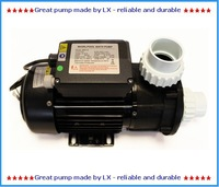 DH1.0 DH 1.0 LX circulation pump 1 HP 0,75 KW spa hot tub with fittings