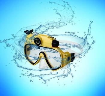 Hd 5 Мп воды - 30 м спорт д . в . дайвинг солнцезащитные очки камеры для подводной съемки