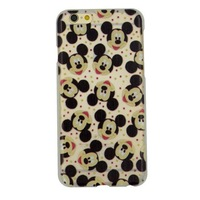For Apple Iphone 6 IPhone6 plus case 5.5'' Cartoon Style Mickey The Simpsons Simpson Red Lips Cover Cases