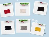 Free shipping new Korean winter hat Miss Mao Xian twist empty top hat knitted wool