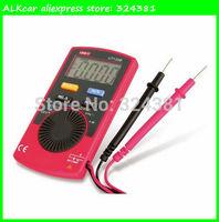 ALKcar 1pc UNI-T UT120B Pocket Auto-range DMM Digital Multimeters UT120B Capacitance & Frequency Tester UT120B Multitester