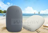 2pcs/lot New 10400mAh Power Bank External Dual USB Battery Charger for iPhone Samsung