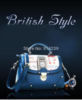 Hot Sale Women's messenger Bags Vintage Women's Crossbody Bags shoulder Bags Wallet Bolsas women leather handbags HWBG011