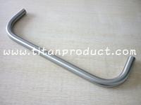 Titanium Bullhorn Handlebar 22.2mm/25.4mm
