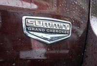 3D Aluminium Summit Emblem for 2014 Grand Cherokee Decal Badge Sticker