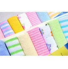 ( 8 pcs/lote ) Kit souple bébé nouveau - né pour enfants bain serviettes débarbouillettes pour la baignade alimentation(China (Mainland))