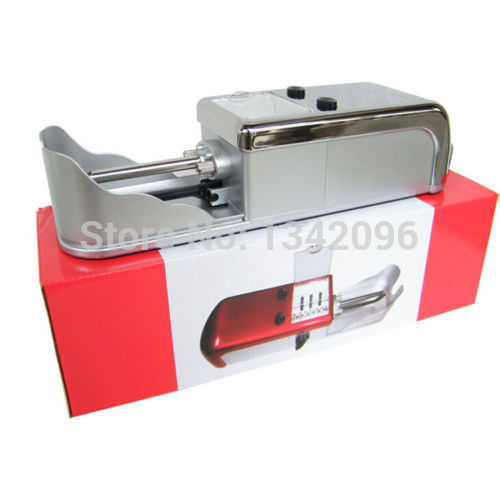 easy roll cigarette injector electric rolling machine