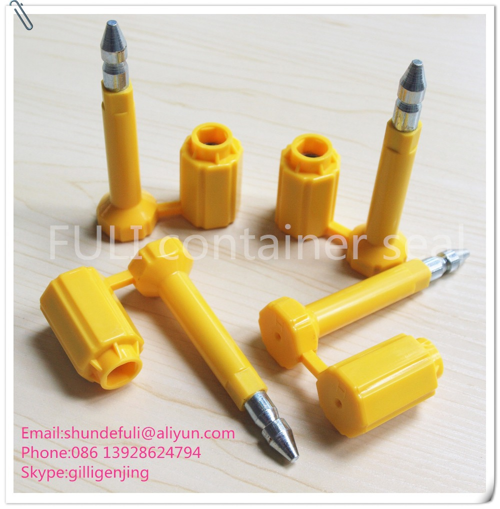 GB-FL5 ABS customs bolt container seal(China (Mainland))