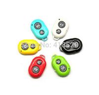 1pcs Mini Cute Wireless Bluetooth Remote Control Camera Travel Outdoor Phone Shutter remote shutter for Ipad Air Samsung