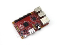 RPi B+ (CN) Red Raspberry Pi Model B Plus Rev3.0 CN Version