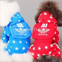 New Winter Fleece - 3 color High Quality Dog Clothes Pet Clothes Big Small and Medium Dog Shirt S-XL