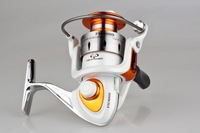 10+1 BB FTC3000-FTC7000 Fishing Reel for Feeder Fishing Bamboo Handle Coil Carp Spinning Wheel Pesca