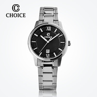 counter genuine fashion steel quartz watch men watch business casual male table p12