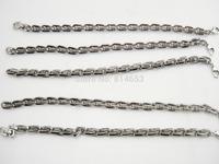 Wholesale Stainless Steel Jewelry Men's Bracelet 5pcs