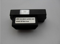 2014 new product automobile OBD Car alarm system and power all door lock  Module system Canbus  for  auto nissan
