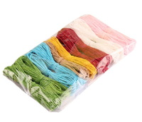 Free shipping Multi Raffia Paper Rope Cord For Gift Wrap and Decorations DIY Colorful Paper String