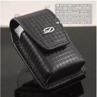 STDupont Lighter - ST Dupont lighters Lang sound special leather holster