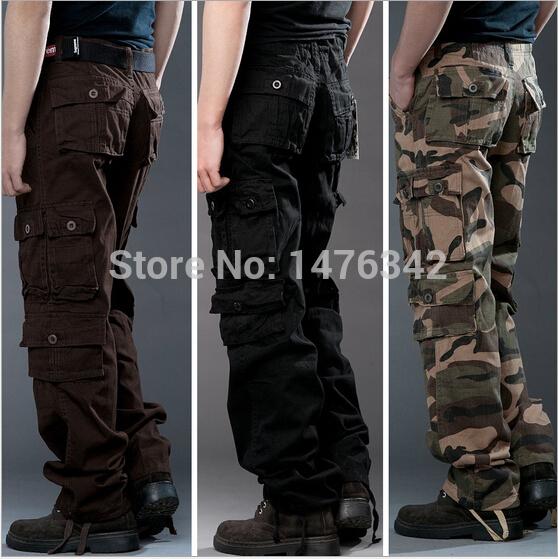 Black Cargo Pants For Men Mens Cargo Pants Military